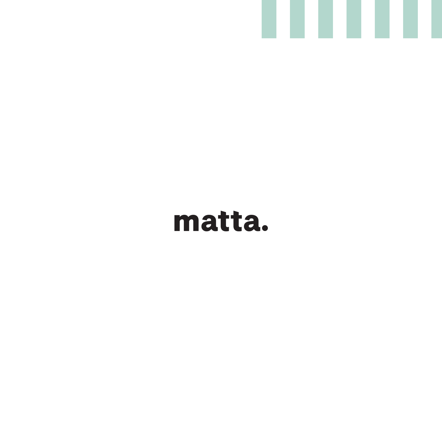 Matta Shop Featured Image